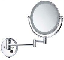 Espelho de Aumento com luz de LED