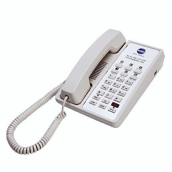 Aparelho de telefone para hotelaria