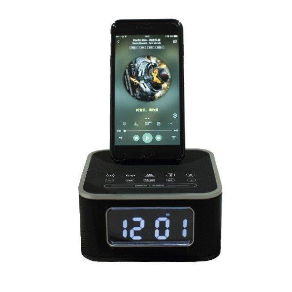 Radio relógio para hotel