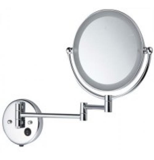 Espelho de Aumento com luz de LED KB-EDA-175