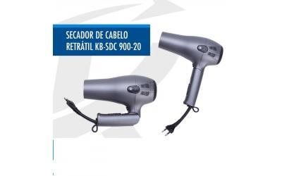 Secador de cabelo modelo Prime KB-SDC-900-20